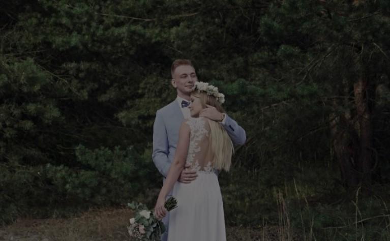 Milena i Daniel - klip ślubny, produkcja: Studio Czary Mary