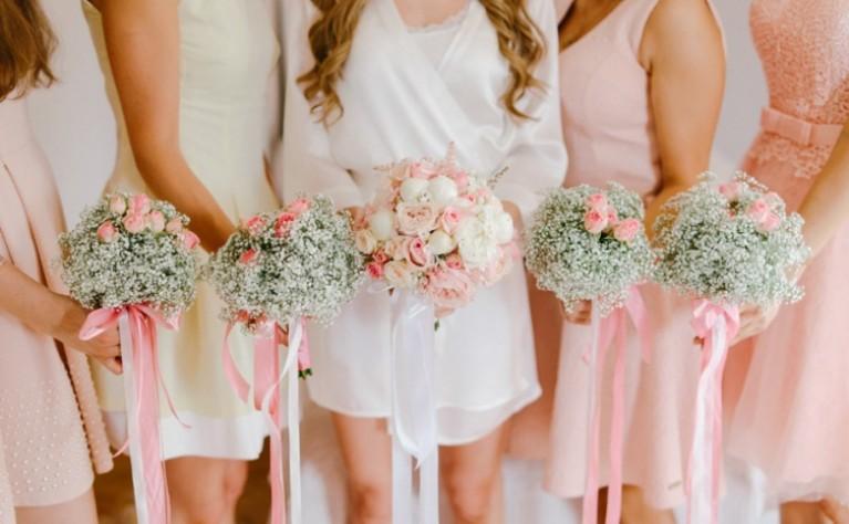 5 kolorystycznych wpadek na ślubie i weselu