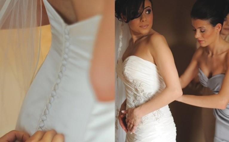 Czego możesz spodziewać się podczas wszystkich przymiarek sukni ślubnej?
