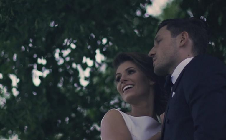 Maja i Mateusz - klip ślubny, produkcja: Charles-Studio