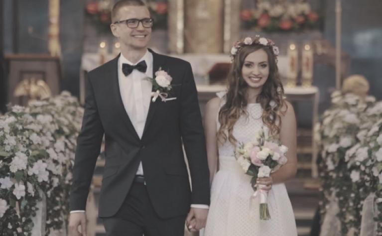 Klaudia i Jacek  - klip ślubny, produkcja: VISION-MEDIA.PL