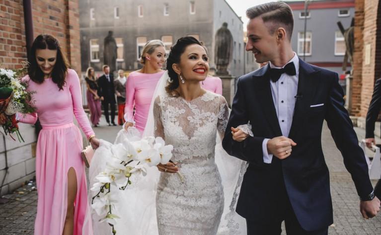 Elegancki Reportaż ślubny Dorotasergiu Rezydencja Luxury Hotel