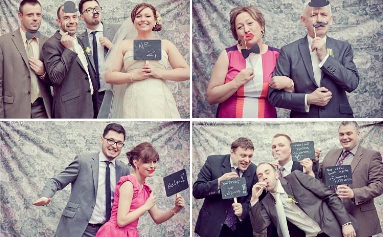 5 powodów dla których nadal warto mieć zdjęcie z fotobudki na swoim ślubie