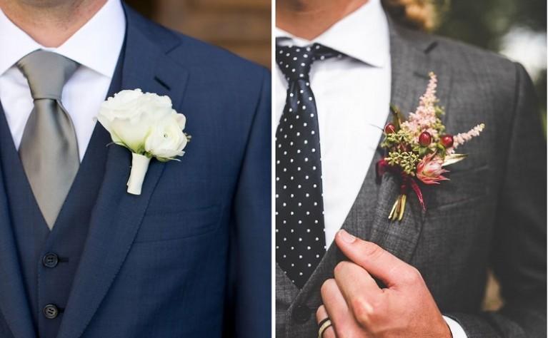 Jak wybrać krawat dla pana młodego?
