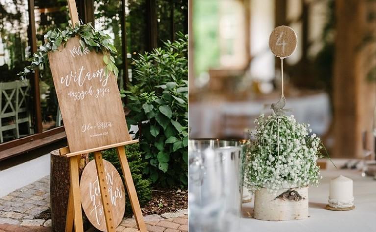 16 rustykalnych dekoracji na ślub przyjaznych dla budżetu