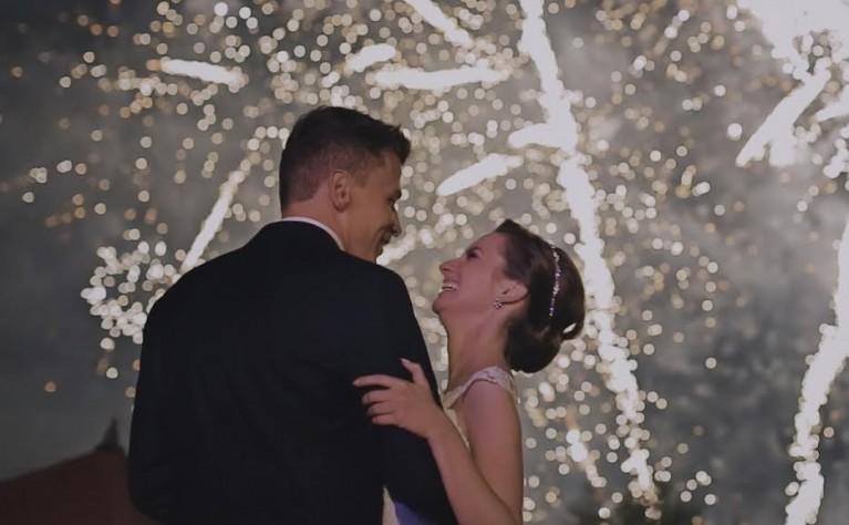 Patrycja & Grzegorz - klip ślubny, produkcja WeseleStudio