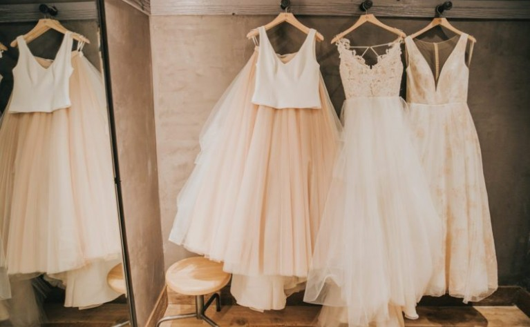 5 kroków do idealnej sukni ślubnej