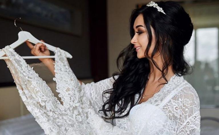 Tych dań unikaj przed przymiarką swojej sukni ślubnej