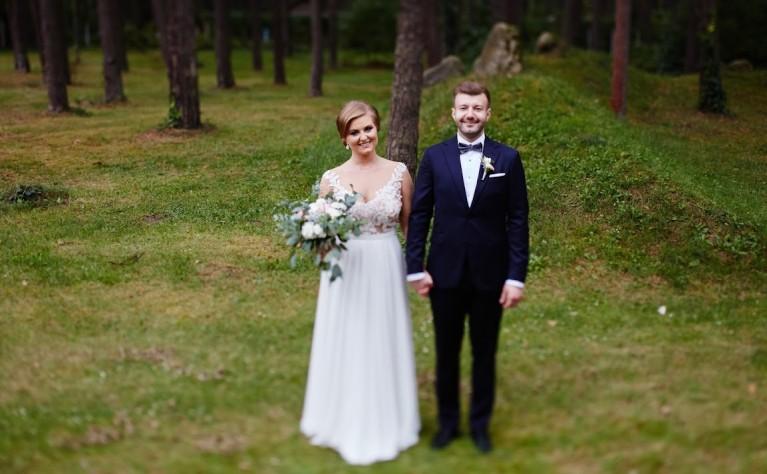Ania & Piotr - klip ślubny, produkcja: Mattlummer