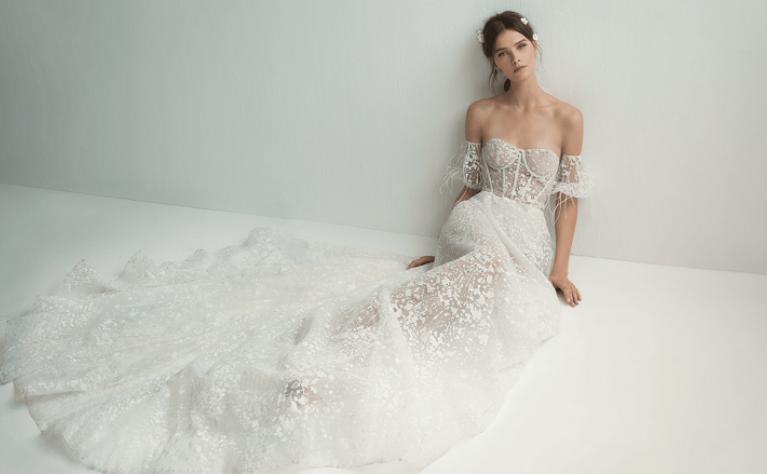 Suknie ślubne – trendy w modzie na rok 2018