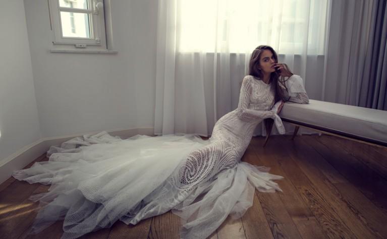 Ultrakobieca suknia syrena - dla kogo?