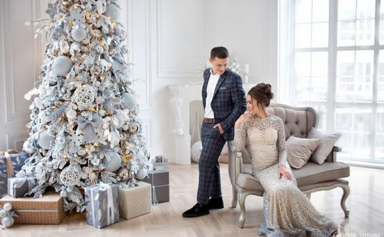 Jak spędzić pierwsze wspólne Święta?