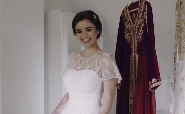 Magda & Khalid - klip ślubny, Produkcja:Love Stories by Studio Pstro