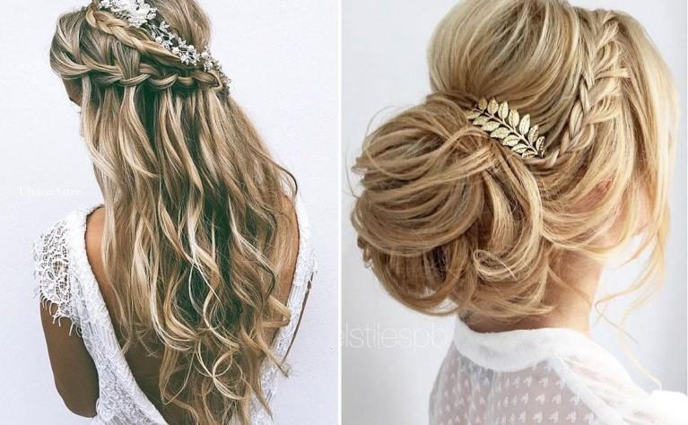 5 rzeczy, o których zapomina każda Panna Młoda w trakcie wyboru fryzury
