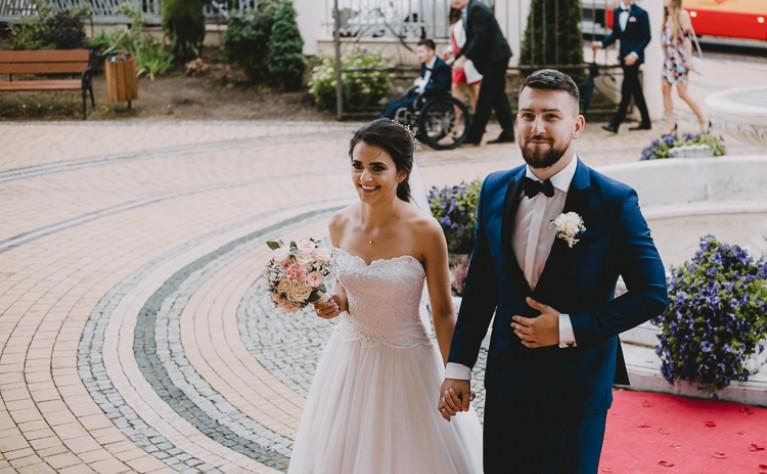 Marta i Cezary reportaż ślubny, Fotografia: Paweł Postaleniec