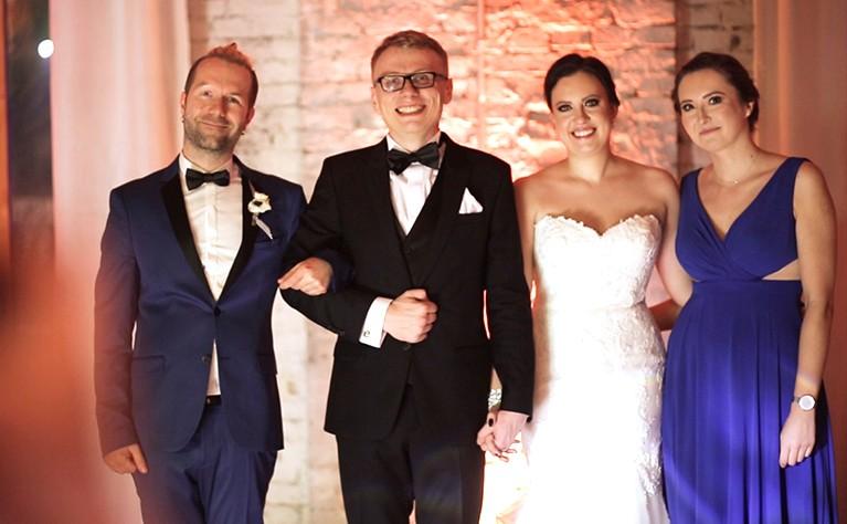 Aneta i Daniel - klip ślubny, Produkcja: KANPAI FILMY ŚLUBNE