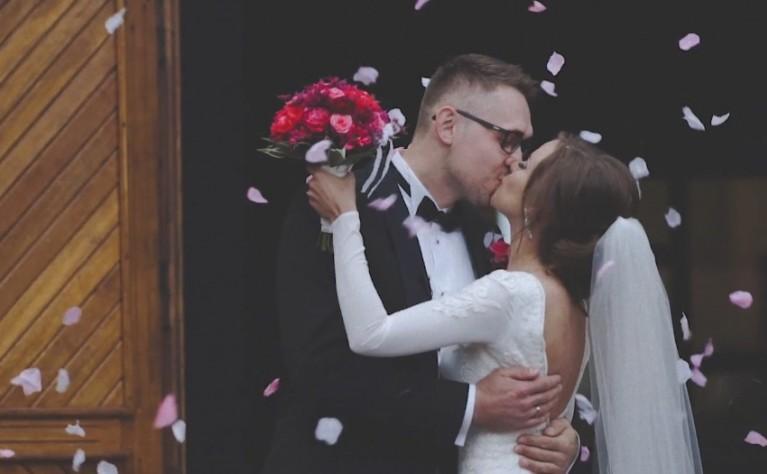 Dominika & Piotr klip ślubny, Produkcja: Dwie Wieże