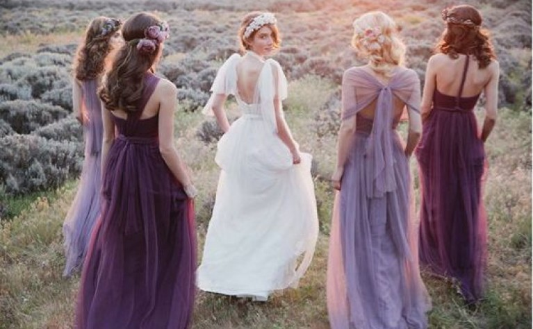 Jak wykorzystać kolor roku na Waszym ślubie i weselu?