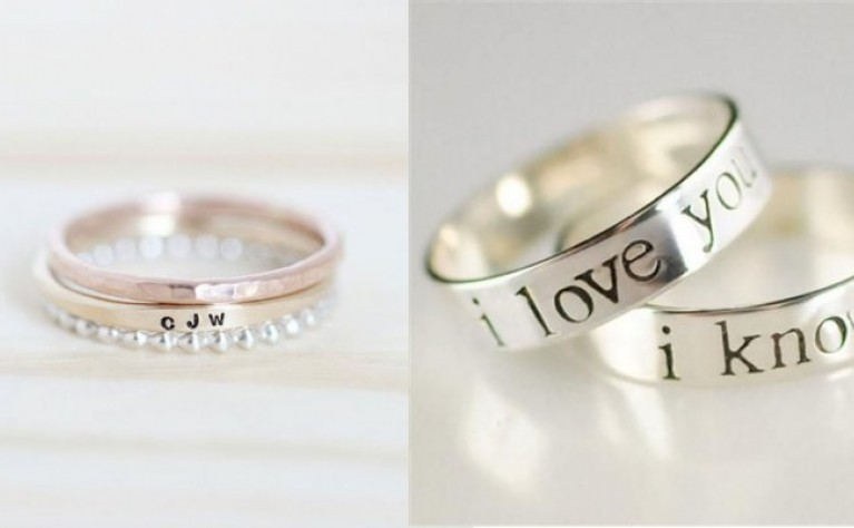 Jak wybrać obrączkę, która będzie idealnie pasowała do  pierścionka zaręczynowego?