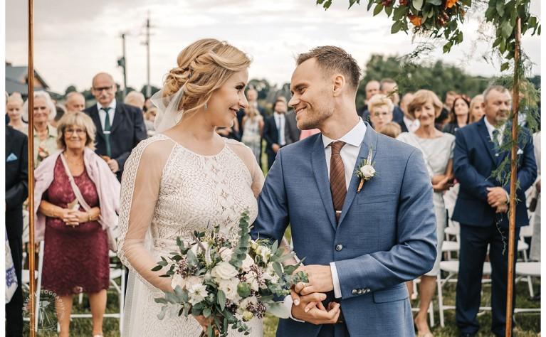 Ewelina & Martin reportaż ślubny, Fotografia: B&W Photography