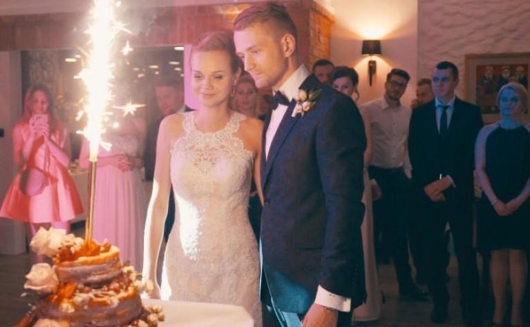 Kasia & Krzysztof - klip ślubny, Produkcja: Niewinni czarodzieje