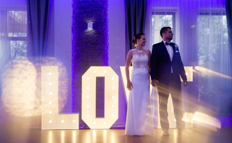 Iza & Marcin klip ślubny, Produkcja: Love Story