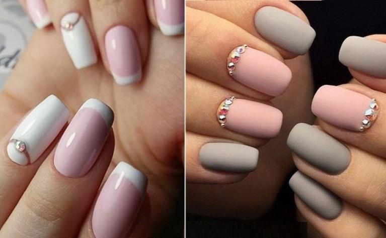 Najmodniejsze trendy w ślubnym manicure