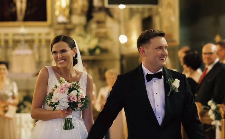 Ola & Marcin klip ślubny, Produkcja: Just Married Video