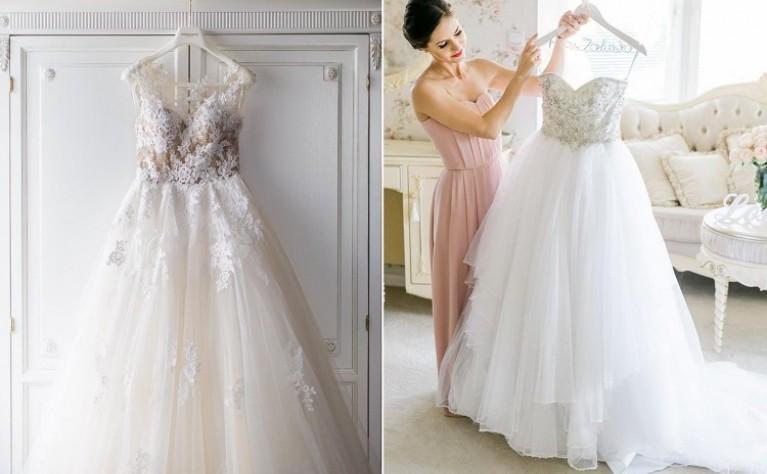 Co zrobić z suknią ślubną po weselu?