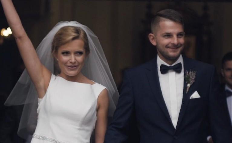 Olga i Damian - klip ślubny, Produkcja: Łap Film