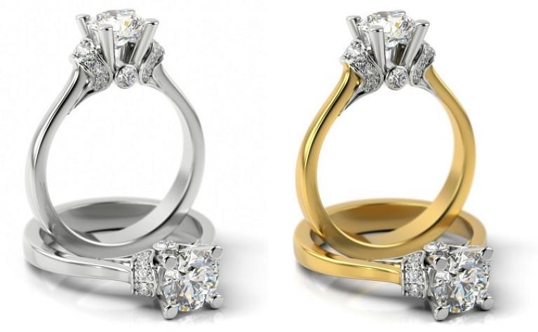 Co mówi o Tobie Twój pierścionek zaręczynowy?