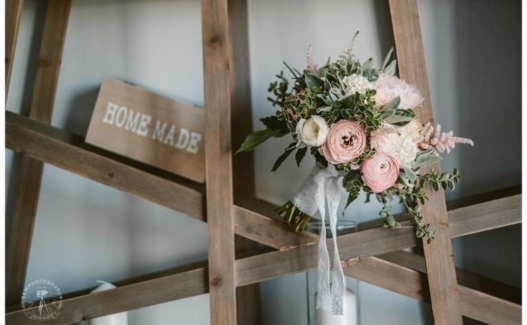 Inspirujące bukiety ślubne