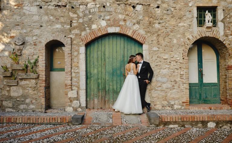 Eliza & Zbyszek  - plener ślubny w Sycylii,  Fotografia: WhiteStory.pl