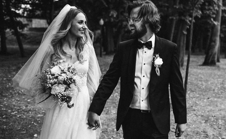 Juju i Aleks - wesele w Pałacu Rozalin, FOTOGRAFIA: PAWEŁ KOTAS
