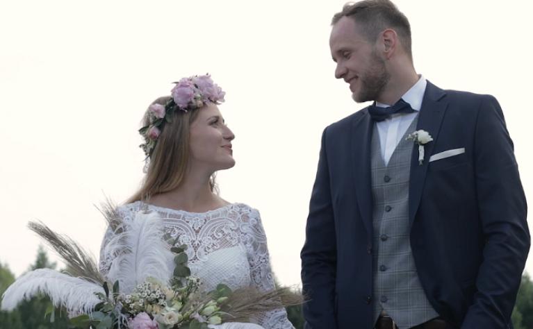 Weronika i Maciej - klip ślubny, Produkcja: IKM.WEDDING