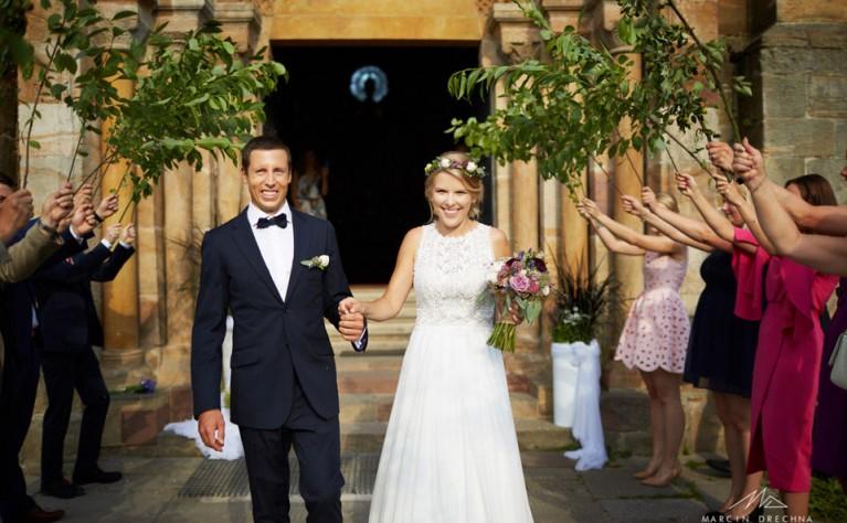 Dominika & Alexandre - reportaż ślubny, FOTOGRAFIA: MARCIN DRECHNA