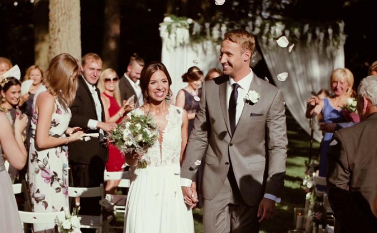 Marta & David - klip ślubny, Produkcja: SZYBEREK- PIĘKNE FILMY ŚLUBNE