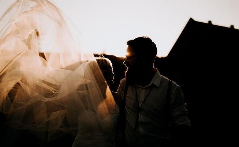 Rustykalny ślub Marty i Pawła w Folwarku Wąsowo, Produkcja: AB Weddings
