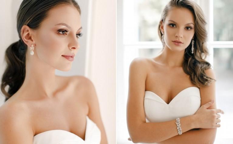 Najnowsza kolekcja biżuterii ślubnej Novia Blanca 2019