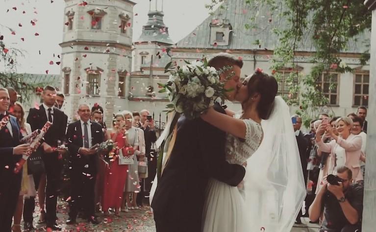 Agata i Jakub - klip ślubny, Produkcja: Slashed Pictures