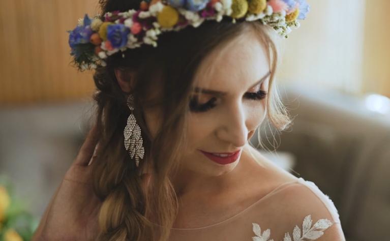 K&D - piękny ślub w folkowym stylu! Produkcja: KLATKA PO KLATCE STUDIO FILMOWE