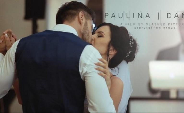 Paulina & Damian - klip ślubny, Produkcja: Slashed Pictures