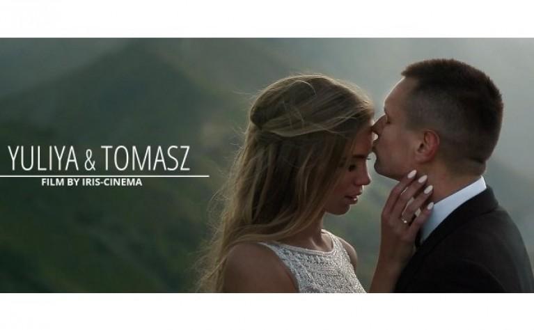 Yuliya & Tomasz - klip ślubny, Produkcja: Iris-Cinema