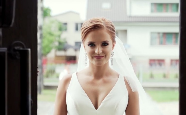 Magda & Kamil - klip ślubny, Produkcja: Just Married Video