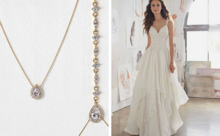 e709f0388f4471 Biżuteria ślubna dla księżniczek