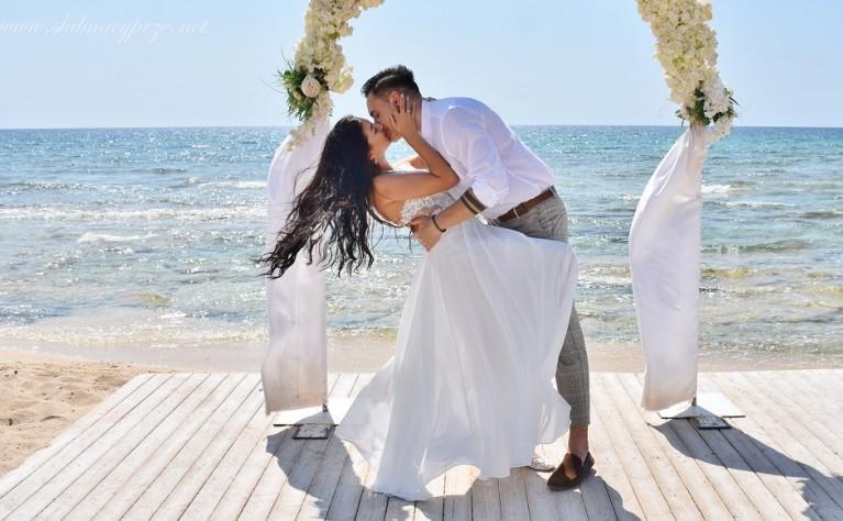 Ślub marzeń na Cyprze
