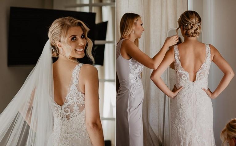 Trzy sposoby, aby zaoszczędzić pieniądze podczas kupowania sukni ślubnej