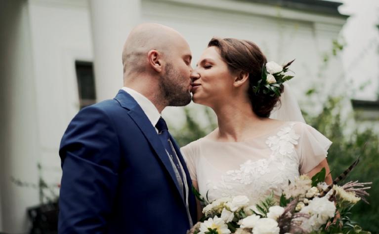 Oliwia & Bartek - klip ślubny, Produkcja: Niewinni czarodzieje