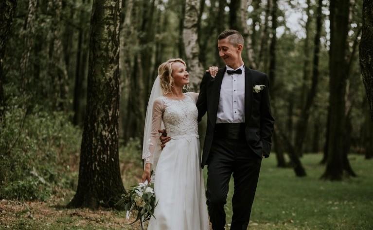 Katarzyna i Tomasz - klip ślubny, Produkcja: wspanialachwila.pl