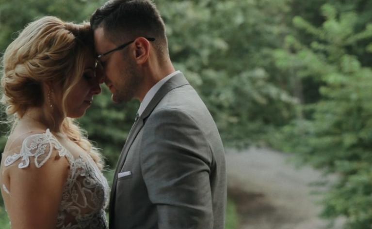 Magdalena i Sebastian - klip ślubny, Produkcja: DRAGONSTUDIO.PL